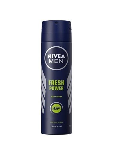 Nivea Nıvea Men Deodorant Fresh Power Erkek Sprey 150 Ml Renksiz